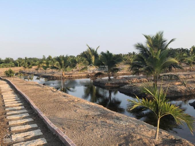 Chủ gửi bán nhà vườn, view sông đẹp có 1 không 2 tại Phú Đông