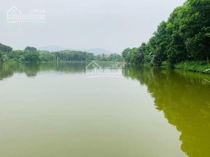 Đất nghỉ dưỡng ven hồ tại Hòa Sơn - Lương Sơn - Hòa Bình Mrs Oanh
