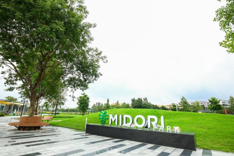 Nhà vườn song lập Haruka Midori Park, chiết khấu 5%, thanh toán dài hạn 5 năm không lãi suất ảnh 0