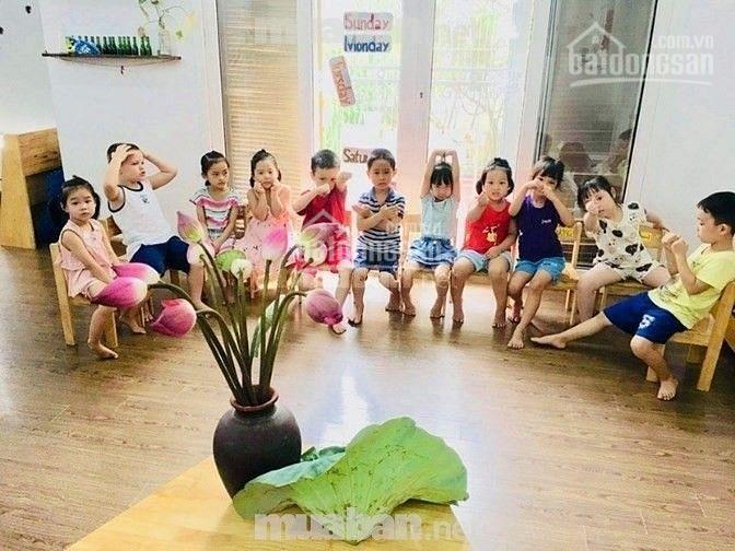 Cho thuê mặt bằng siêu hot làm mầm non diện tích 1280m2 khu vực Sài Đồng, Long Biên, HN giá tốt