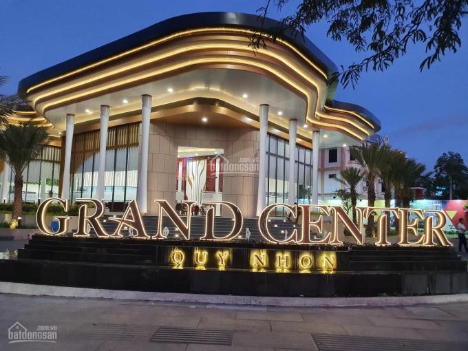 Shophouse dự án Grand Center Quy Nhơn mặt tiền đường Nguyễn Tất Thành, chiết khấu khủng 15% ảnh 0
