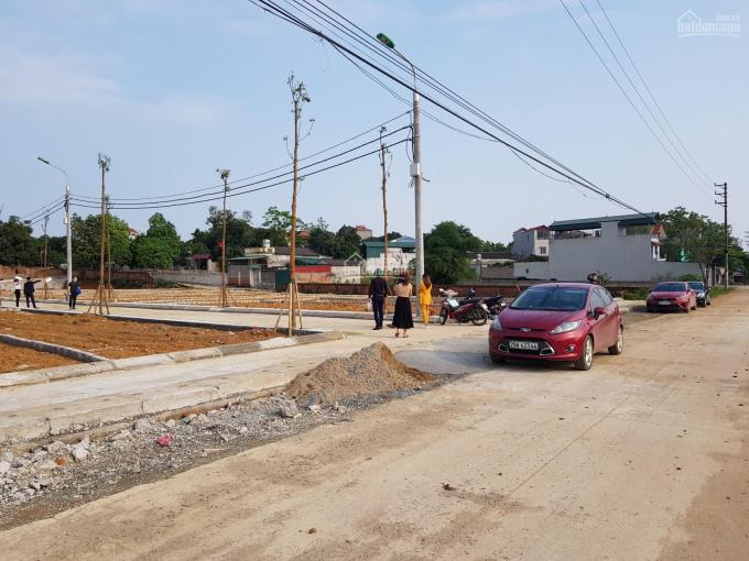 32 lô Bình Yên - mảnh đất vàng đầu tư Hòa Lạc - nằm trên đường lớn trục chính, sát CNC - sẵn sổ
