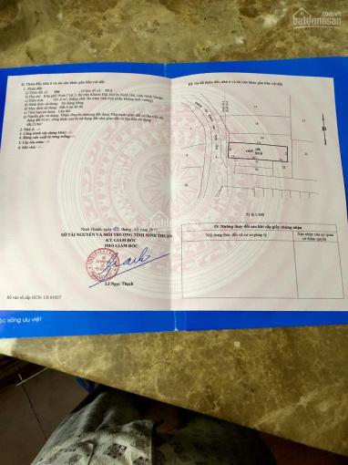 Cần bán lô đất khu du lịch biển Ninh Chữ ảnh 0