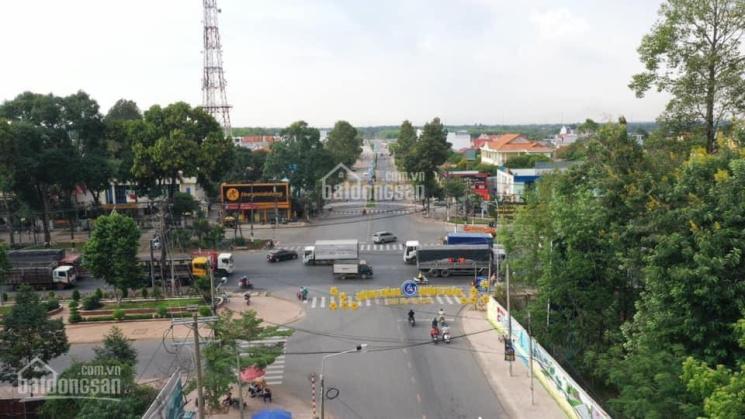 Nhà 1 trệt 1 lầu chỉ có 2,5 tỷ, trung tâm đẹp nhất Trảng Bom, mặt tiền đường Hùng Vương ảnh 0