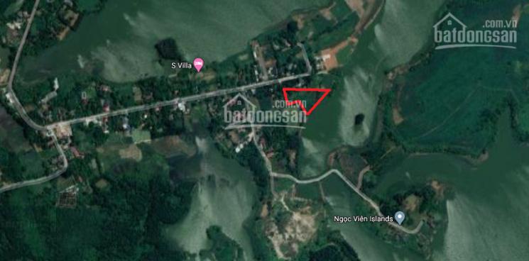 Bán đất Vân Hòa, đất Yên Bài chân núi Ba Vì - Gần hồ, gần núi, đường ô tô, sổ đỏ