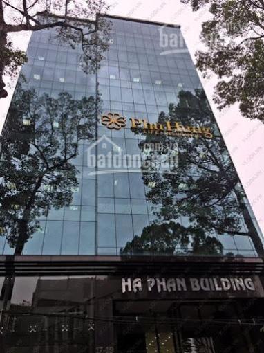 Cho thuê văn phòng Hà Phan Building mặt tiền Trần Hưng Đạo, Q5 giá tốt