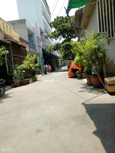 Đất (4.5x12.8m) đường nhựa 8m, đường Số 11 kênh 26/3, gần Aeon Tân Phú, giá 3.15 tỷ ảnh 0