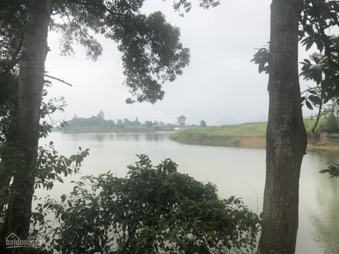 4700m2, 1000m2 thổ cư bám mặt hồ dài hơn 100m tại Lương Sơn, Hòa Bình. Giá rẻ