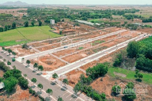 Suất nội bộ duy nhất công ty đất sổ hồng ngay tại trung tâm Đất Đỏ - BRVT, DT 6*18m (thổ 100m2)
