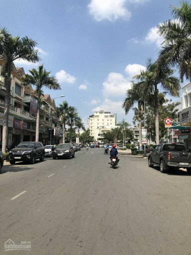 Cho thuê trệt lầu mặt tiền Trần Trọng Cung, P Tân Thuận Đông, Quận 7