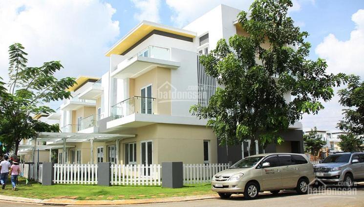 Căn góc sân vườn Melosa Garden, nội thất full, nhà mới, an ninh 24/7 chồ bơi + gym + công viên ảnh 0