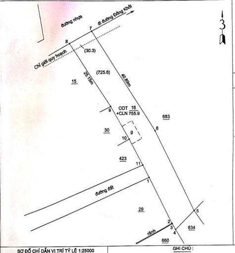 Nhà đất nền chính chủ hẻm 5m (Kế BV Đồng Nai), Phường Tam Hòa, BH, Đồng Nai