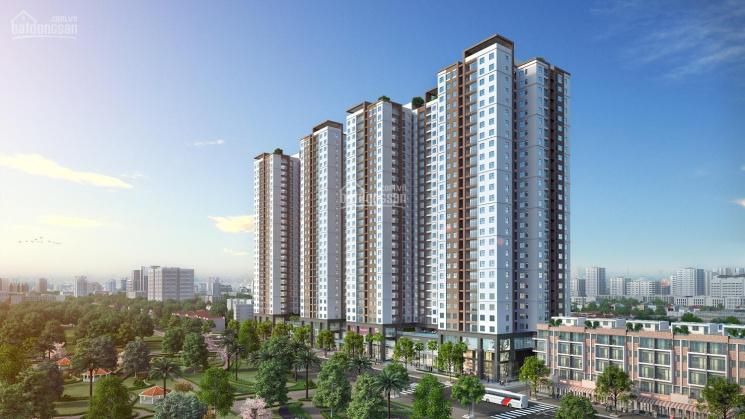 Phương Đông Green Park - Hoàng Mai ra mắt các tầng 10, 18, 28. Giá căn hộ từ 1,3 tỷ/căn 2 phòng ngủ ảnh 0