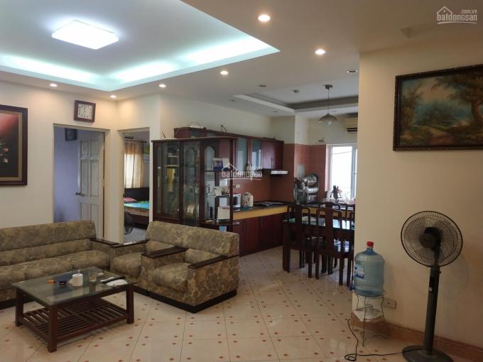 Cần bán chung cư Vimeco I Phạm Hùng, 105m2, 3PN, 2 vệ sinh, giá 26tr/m2. LH 0989162440 để xem nhà ảnh 0
