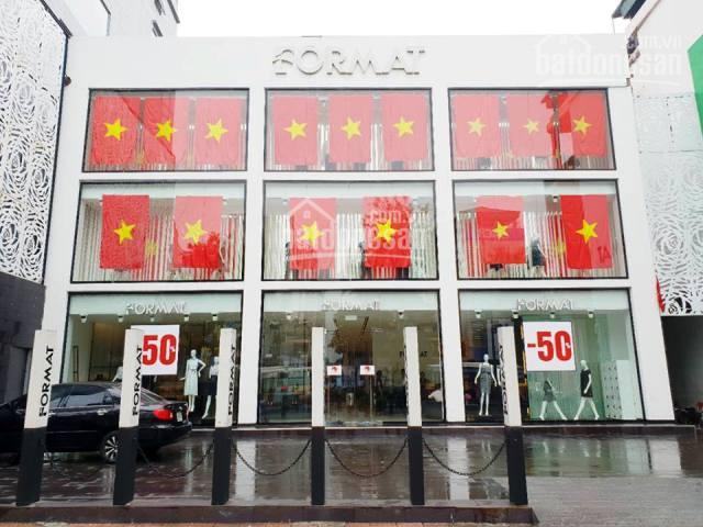 Cho thuê MP Ngô Thì Nhậm, DT 350m2 x 6 tầng, MT 12m, giá tốt, vị trí đắc địa, nhà mới