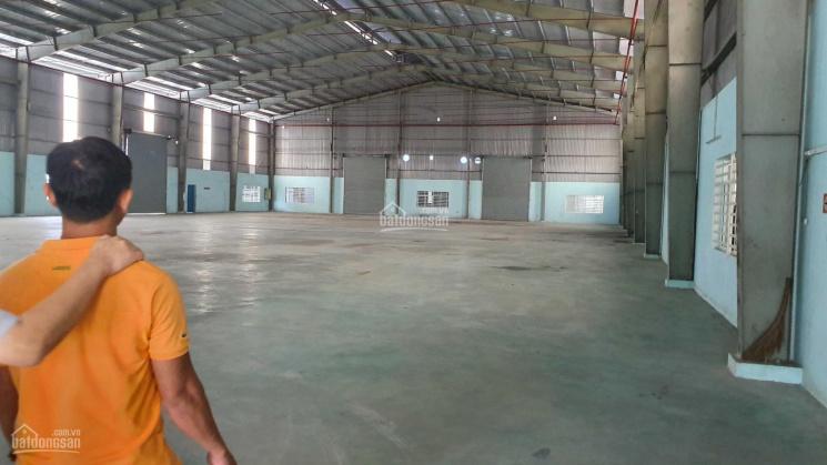 Cho thuê kho nhà xưởng sản xuất trong khu công nghiệp Hiệp Phước DT 2000m2 đến 15.000m2 ảnh 0