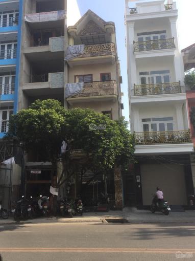 Bán nhà mặt tiền đường Hồng Bàng, Phường 16, Quận 11, (DT: 4.2x14m) nở hậu 7.2m, 2 lầu