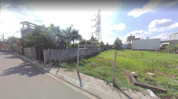 Bán nhanh lô đất MT Lê Tấn Bê, Bình Tân, gần cầu An Lạc, chính chủ, SHR, DT 90m2, giá chỉ 2 tỷ 3 ảnh 0