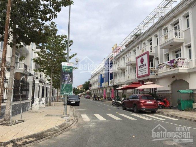 Phố đi bộ căn biệt thự duy nhất phố đi bộ Bạch Đằng Thủ Dầu Một, nơi an cư tốt. 0927093798 CC ảnh 0