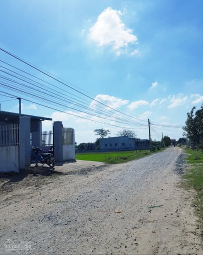Đất mặt tiền (16x50m) giá 6 tỷ buôn bán, xây kho, nhà trọ xã Đức Hòa Đông, Đức Hòa. 0949.8612.87 ảnh 0