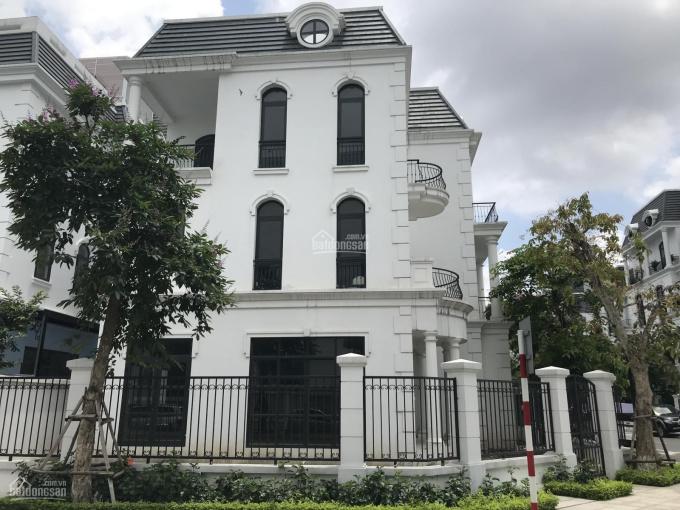 Chính chủ bán biệt thự đơn lập căn góc PAR22 - 24, sổ đỏ chính chủ, không vay ngân hàng (xây thô)