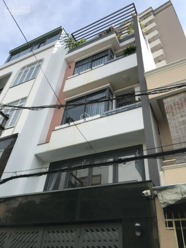 Cần bán gấp nhà phường Bến Thành Q1 DT 3.9x14m kết cấu trệt 3 lầu giá 12 tỷ TL ảnh 0
