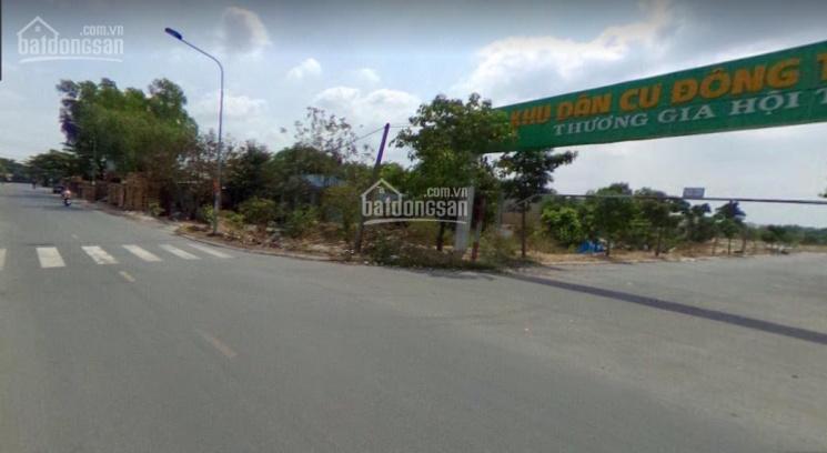Bán đất siêu đẹp tại KDC Đông Trung, đường Bùi Hữu Nghĩa, Thuận An giá 1.6tỷ/100m2. SHR Thổ cư 100%