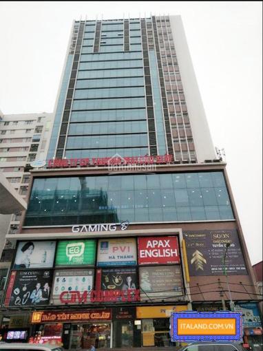Cho thuê tòa nhà giá cực hấp dẫn tại CTM, 139 Cầu Giấy. Diện tích linh hoạt