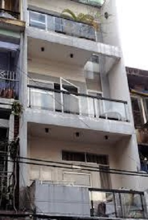 Bán nhà mặt tiền Lạc Long, Phường 1, Quận 11 DT 5.2x12m, trệt, 3 lầu giá 13,9 tỷ