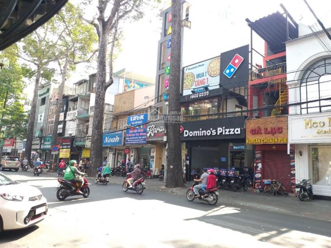 Cho thuê nhà NC MT 73A Trần Quang Khải, Tân Định Q1