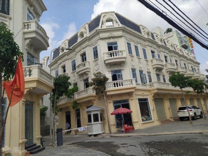 Đất nền nhà phố liền kề đường Tô Hiệu, Tân Phú. Giá chỉ từ 5 tỷ 9