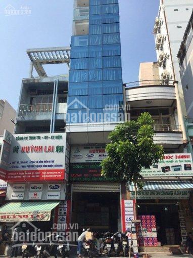 Nhà cho thuê mặt tiền đường C18, Phường 12, Tân Bình. Nhà 1 trệt 3 lầu, 27 triệu/tháng