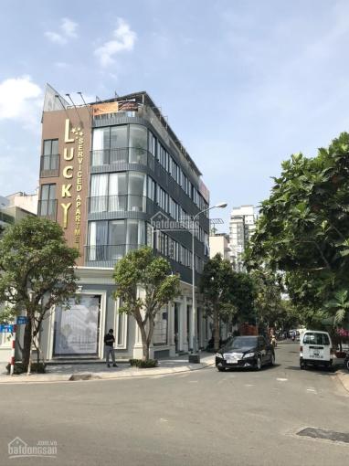 Bán gấp tòa nhà căn hộ dịch vụ Vạn Phát Hưng, Quận 7 mới 100% siêu đẹp. LH: 0907894503