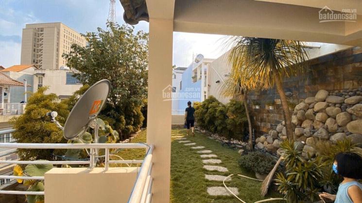 Chính chủ định cư Úc cần bán gấp biệt thự mini sân vườn Nguyễn Cảnh Chân, 4 tầng 4x20m NH 8m