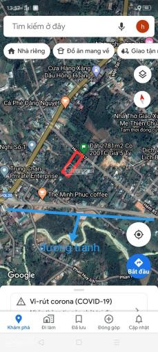 Bán đất Lộc Châu sát Quốc Lộ 20 cạnh đường tránh. Sổ đỏ riêng