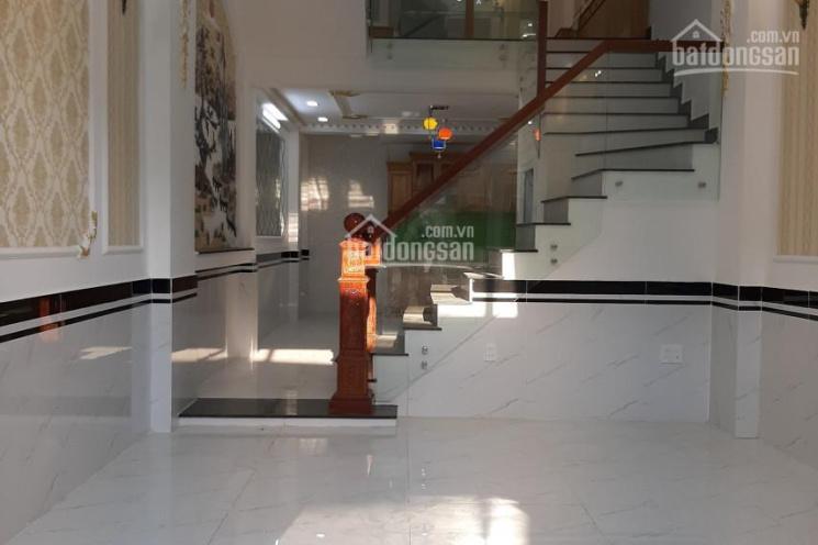 Cần bán căn nhà đường số 36, P. Hiệp Bình Chánh, Thủ Đức, 60m2, 1T 2L 1ST, nhà mới xây nội thất mới