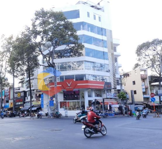 Bán nhà góc 2 mặt tiền An Dương Vương - Lê Hồng Phong 1 trệt 5 lầu HĐT: 110 tr/th, phường 3, quận 5