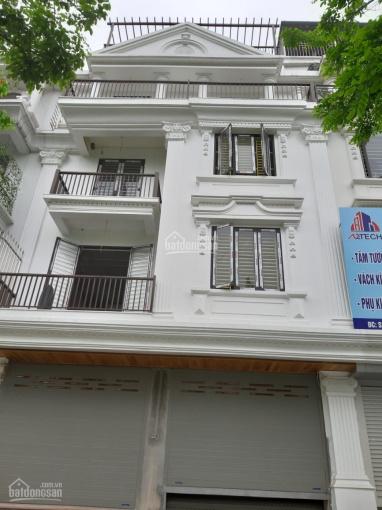 Cần cho thuê căn BT khu TP Giao Lưu, 5 tầng nổi có thang máy đồ cơ bản. Giá 50tr/th, 0979062***
