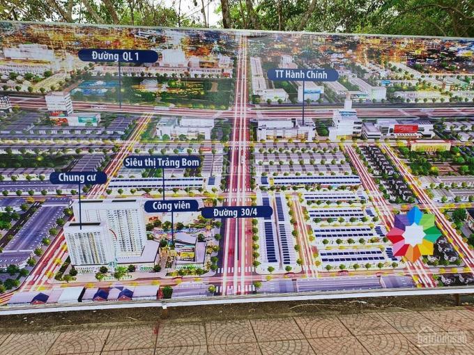 Đất trung tâm hành chính Tráng Bom, Đồng Nai giá chỉ 550tr. LH 0968678845 - Mr Tuyên