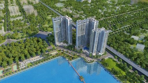 Chính chủ cần bán căn hộ 53m2 Vinhomems Skylake ban công Đông Nam, giá 2.3 tỷ bao sang tên sổ