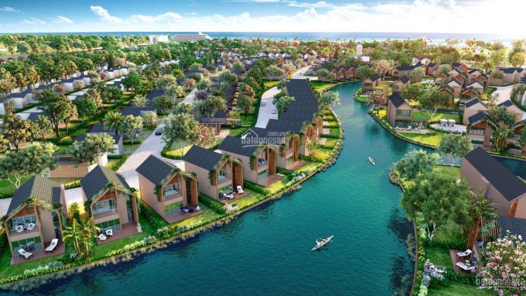 Cần tiền bán lỗ 100tr nhà phố vườn 6x20m Novaworld Hồ Tràm chỉ 4,35 tỷ, giá tốt nhất dự án ảnh 0