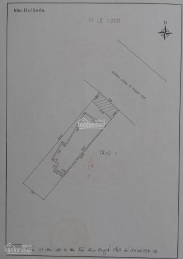 Bán nhà mặt tiền Dũng Sĩ Thanh Khê, Thanh Khê. DT: 111.2m2, khu kinh doanh, giá chỉ 5,3 tỷ