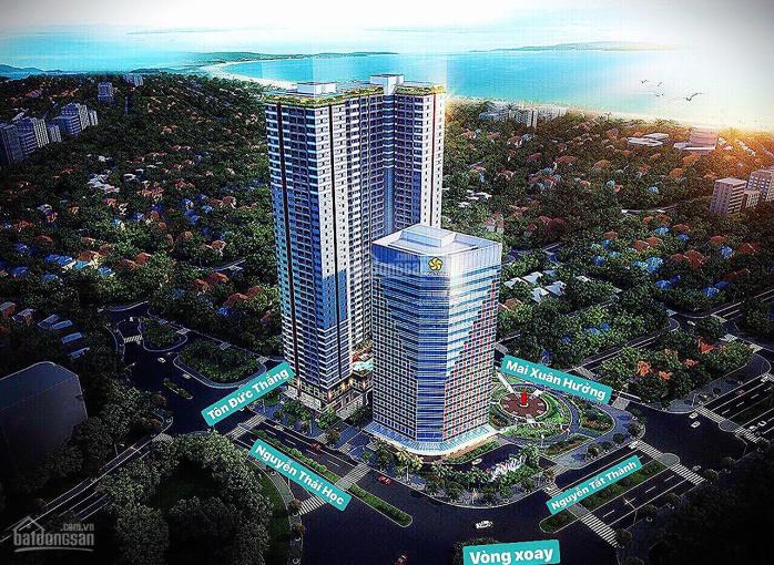 Chỉ 210tr sở hữu ngay căn hộ trung tâm TP Quy Nhơn với 4 mặt tiền 3 mặt giáp biển. LH: 0938620269