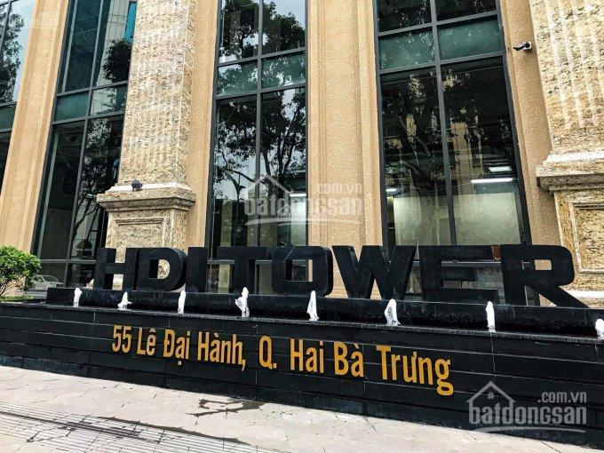 HDI Tower - căn 2PN đẹp nhất dự án DT 89.5m2, view hồ, tặng 100tr, có vay, giá: 7,8 tỷ đủ NT