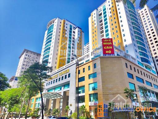 New! Cho thuê văn phòng Comatce Tower Ngụy Như Kon Tum, diện tích 60m2 - 2600m2