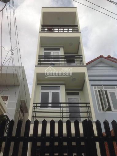 Bán nhà HXH Lê Văn Huân gần Cộng Hòa, Tân Bình: DT 4x17.5m - 4 tầng giá 10,5 tỷ - LH 0919465533 ảnh 0
