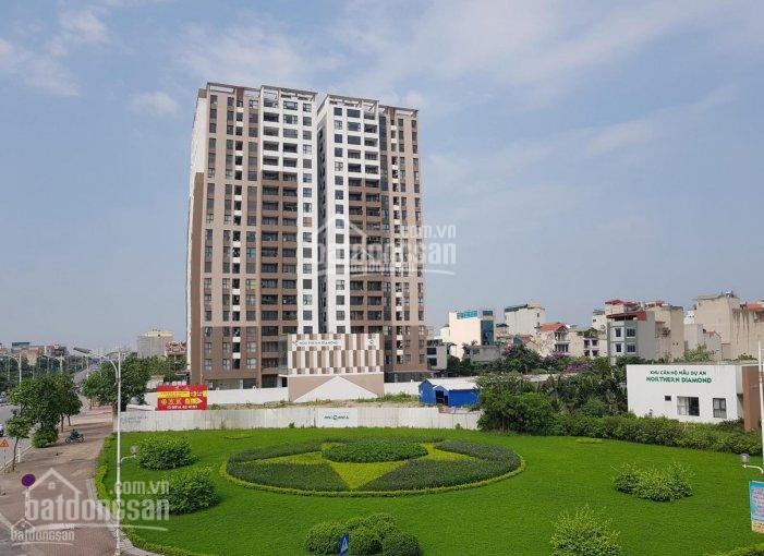 Còn duy nhất penthouse, góc, 188m2 nhận nhà ở ngay Northern Diamond view sông Hồng, giá 26,5tr/m2 ảnh 0