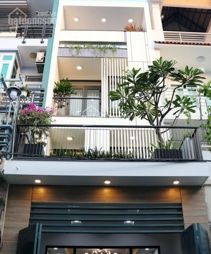 Bán nhà đường Lê Bình, phường 4, Quận Tân Bình, DT 5x20m. Giá 14 tỷ, GPXD: Hầm 6 tầng