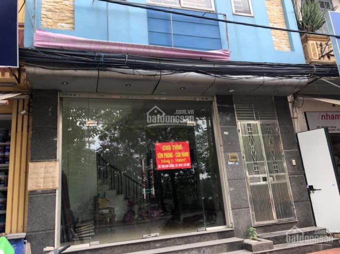 Cho thuê mặt bằng 100m2 (Tầng 1) tại phố Kim Giang Hà Nội.