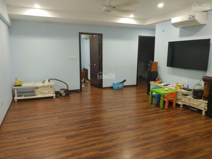 Nhà đẹp như bức hoạ đồ căn hộ tại HUD2 Tây Nam Linh Đàm, DT: 85m2, 3 PN, 2 logia. LH: 0988332718 ảnh 0